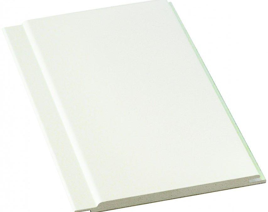 10x150x2080 STP MDF valkoinen